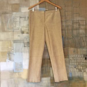 Country Road Cream Suede Pants